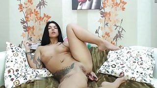 DaisyyyX78 having sexy assembly and show anal sex
