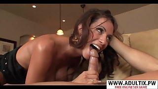 Ariella Ferrera Loves Thick Dicks