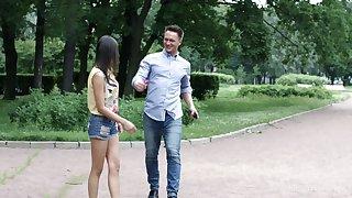 That girl is popular among men and she fucks like a fucking pornstar